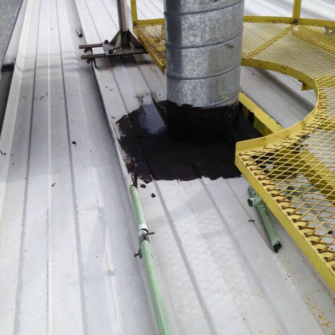 Cable hurtado de pararrayos PDC